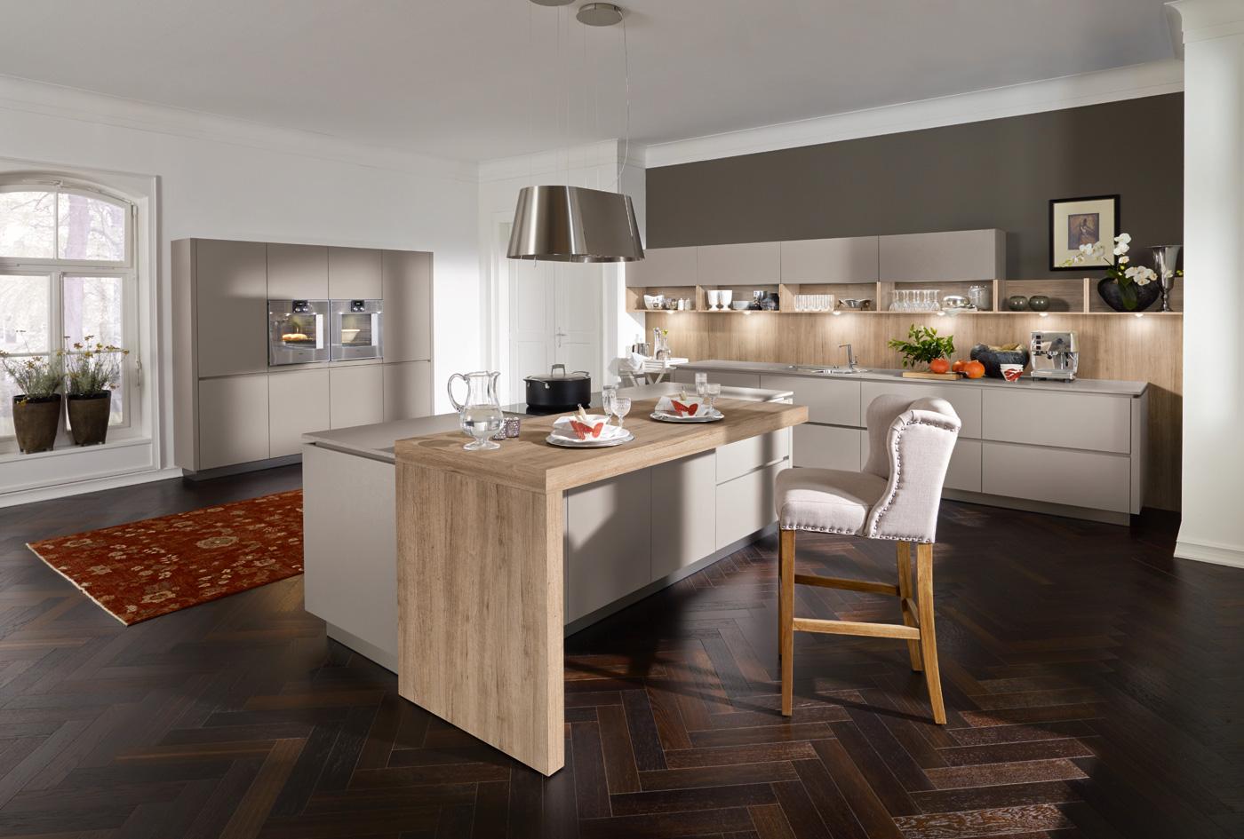 Großartig Küchen Mit Dunklen Schränken Und Dunklen Böden Fotos ...